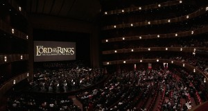 Lord of The Rings in Concert at Lincoln Center