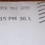 Postal Service Daze