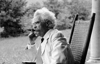 What Would Mark Twain Say?